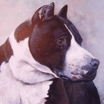 Terrier Dog Painting